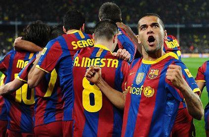 Barcelona 5 - 0 Real Madrid