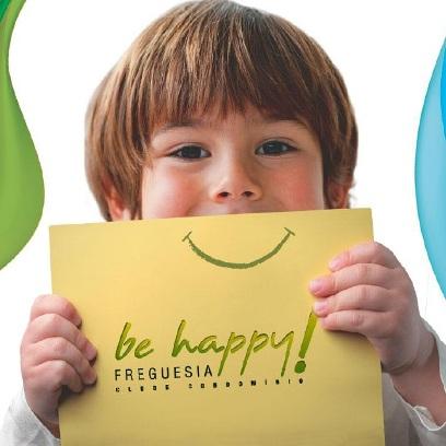 Seja feliz e decoladaço