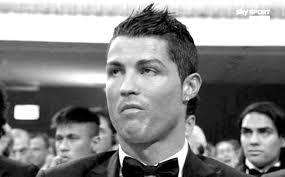 Cristiano Ronaldo sendo gay